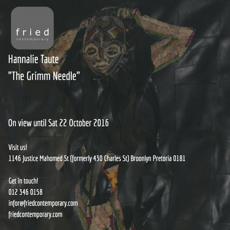 On view until Sat 22 October 2016 Visit our website for more info! #art #exhibition #pretoria #south_africa #contemporary #local #events