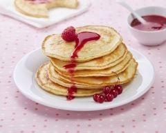 Pancakes au Lait Concentré Sucré  | Cuisine AZ