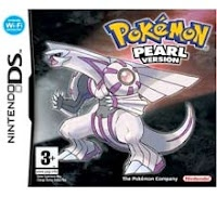 Pokemon Pearl ;)