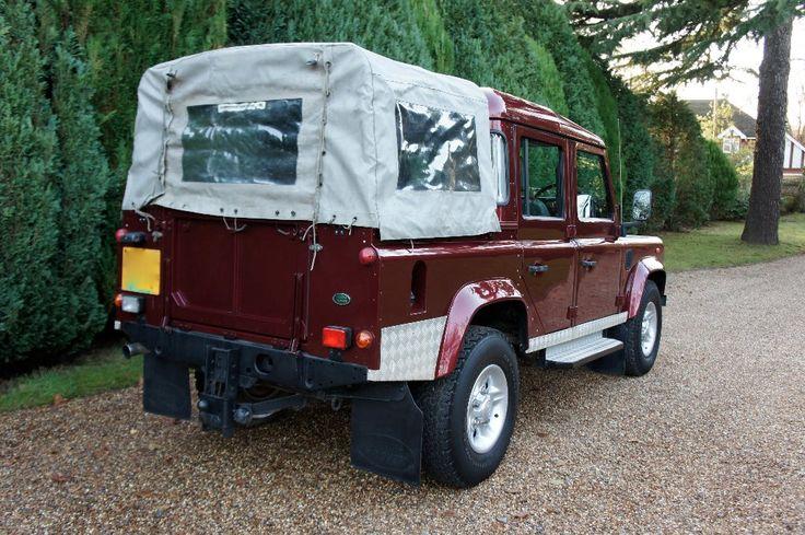 Land Rover DEFENDER 110 2.5 Td5 County 4dr