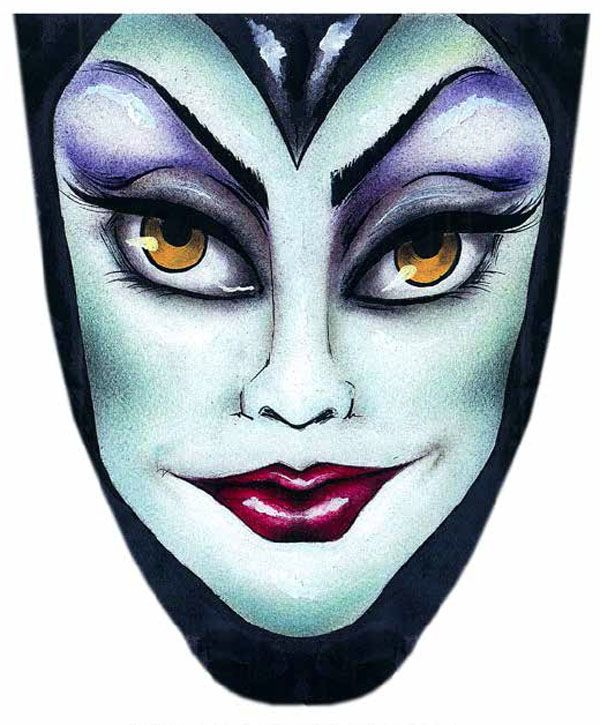 """How-to: The """"Halloween Queen"""" look for #Halloween: http://beautyeditor.ca/2012/10/30/how-to-the-halloween-queen-look-for-halloween/"""