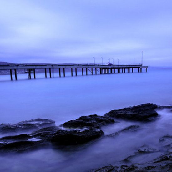 Morning in Lorne, Victoria