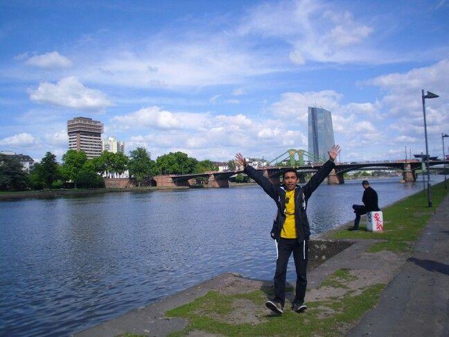 Main River, Frankfurt am Main