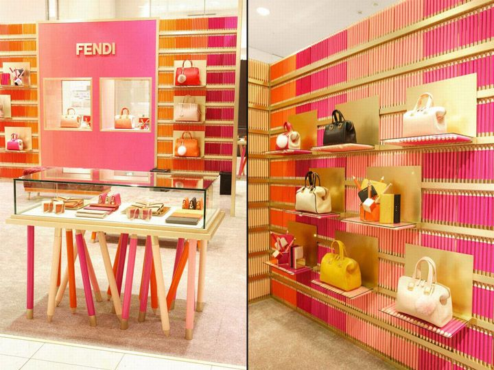 Fendi Crayons podium, Fukuoka - Japan