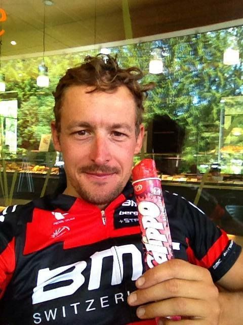 markus burghardt selfie and mode ice cream eater cycling selfies pinterest selfie. Black Bedroom Furniture Sets. Home Design Ideas