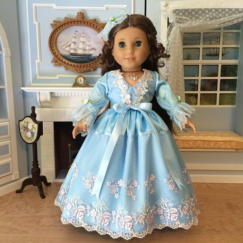 American Girl Doll Clothes & Accessories by SataHaykushDesigns