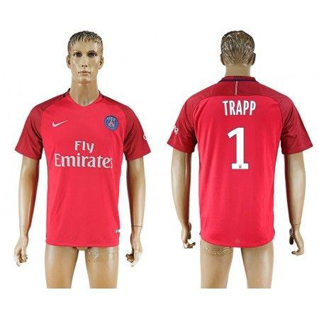 PSG 16-17 #Trapp 1 Bortatröja Kortärmad,259,28KR,shirtshopservice@gmail.com
