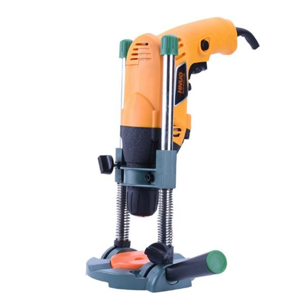 Adjustable Angle Drill Holder Guide Stand Positioning Bracket for Electric Drill Sale - Banggood.com