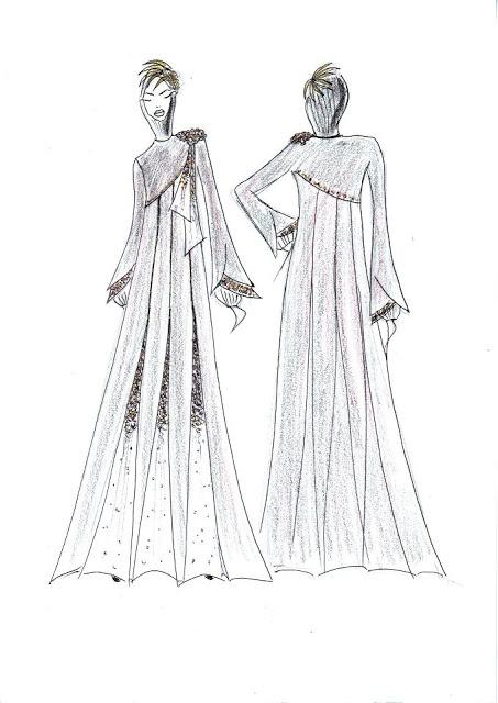 MISS HIJABI: Akhawat Abaya Design Contest Winner & Finalists! me wants