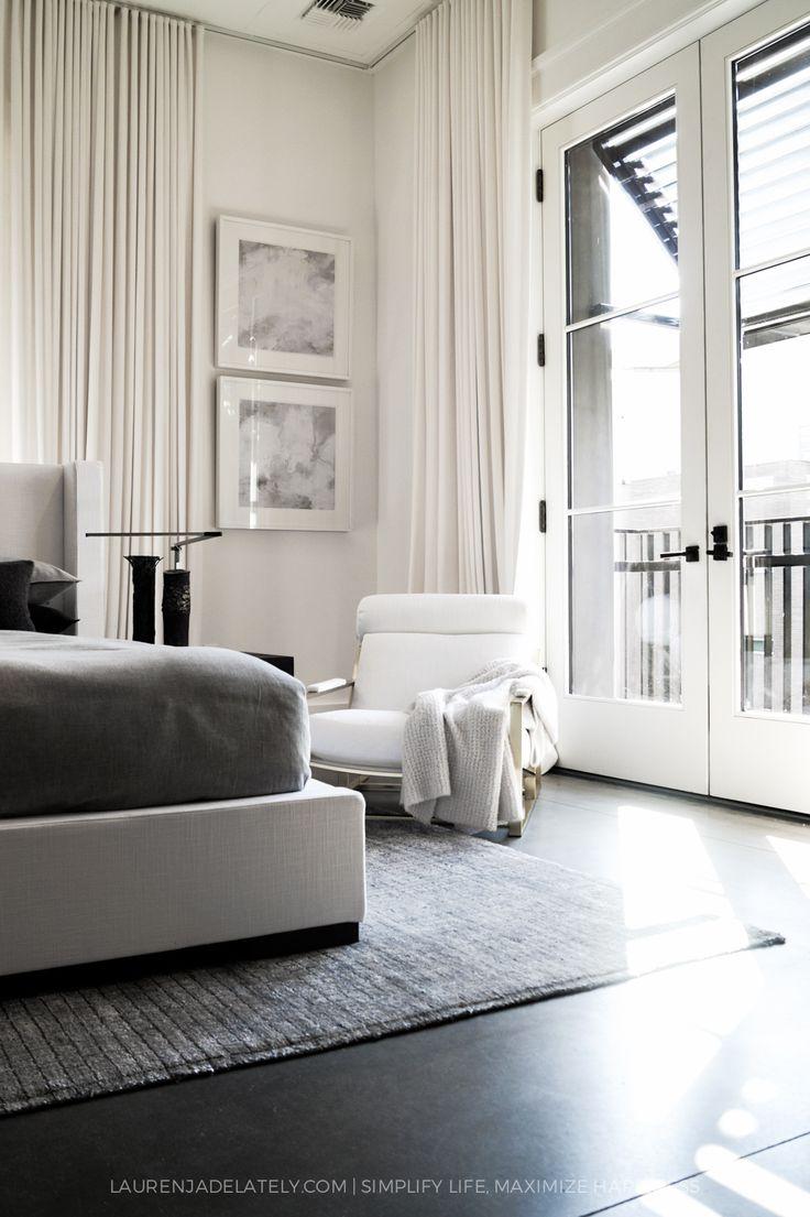 Restoration hardware inspired living room - Restoration Hardware Inspired Living Room