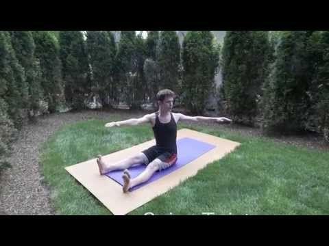 Romanas Pilates Introduction to Pilates Matwork - YouTube
