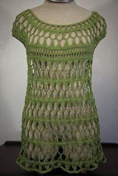 Hairpin Lace Pattern Hairpin Lace Crochet Crochet Top