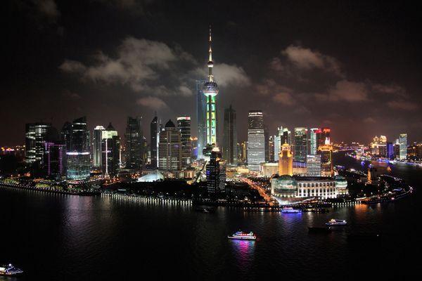 Shanghai, what a city!