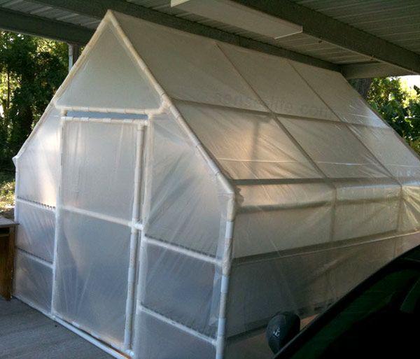 Полезные поделки для дачи из пластиковых труб — 6 соток