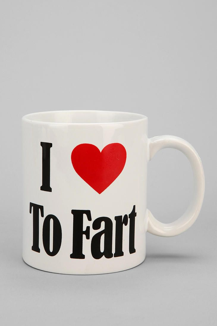 Funny Presents For Her Part - 40: $12 Great Gift For Him Or Her Heart It Mug