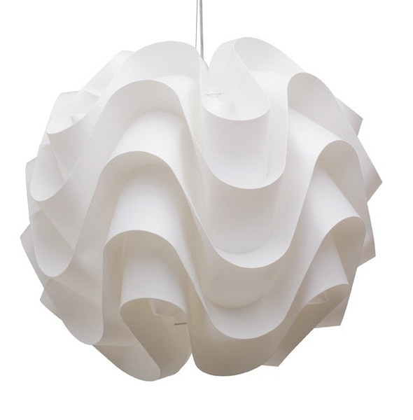 MERINGUE PENDANT LAMP - White.... http://www.homedesignhd.com/collections/lighting/products/meringue-pendant-lamp-white