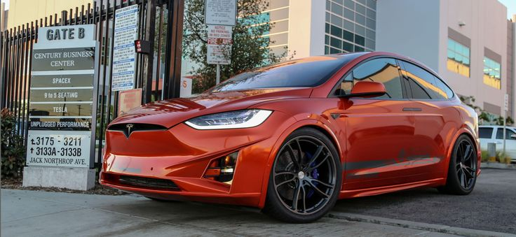 From exterior aero, to complete custom interiors and performance parts, Unplugged Performance is the leader for premium upgrades for Tesla Model X SUVs.