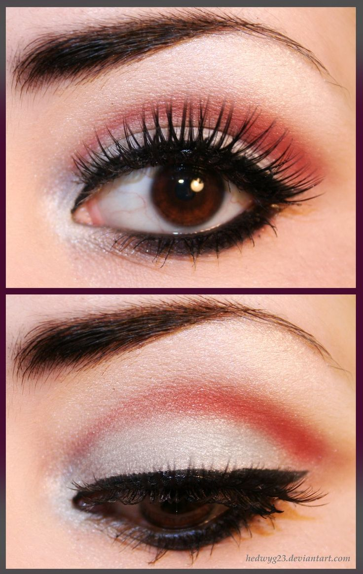 Request: Gothic Lolita make up by *hedwyg23 on deviantART