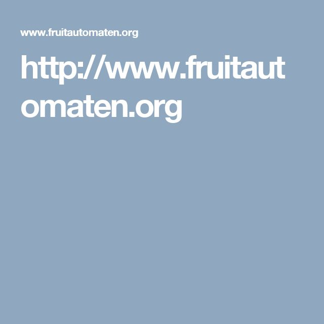 http://www.fruitautomaten.org