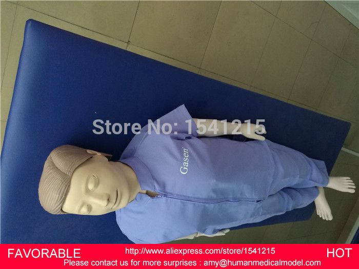 ADULT CPR MANIKIN, FIRST AID  MANIKIN,,HEALTHCARE SIMULATIONS AND ADVANCED CPR TRAINING MANIKIN  DISPLAY MONITOR-GASEN-CPRM0003