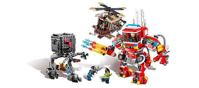 The #LEGO Movie Sets Revealed