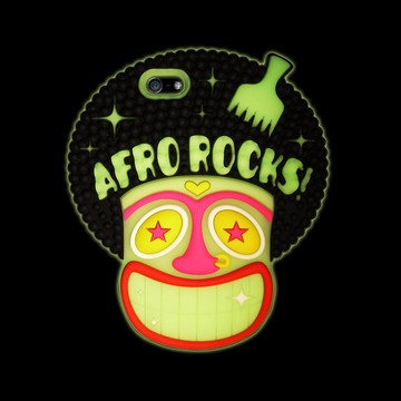 Afro Rocks Case Multi iPhone 5, £28.50, now featured on Fab.