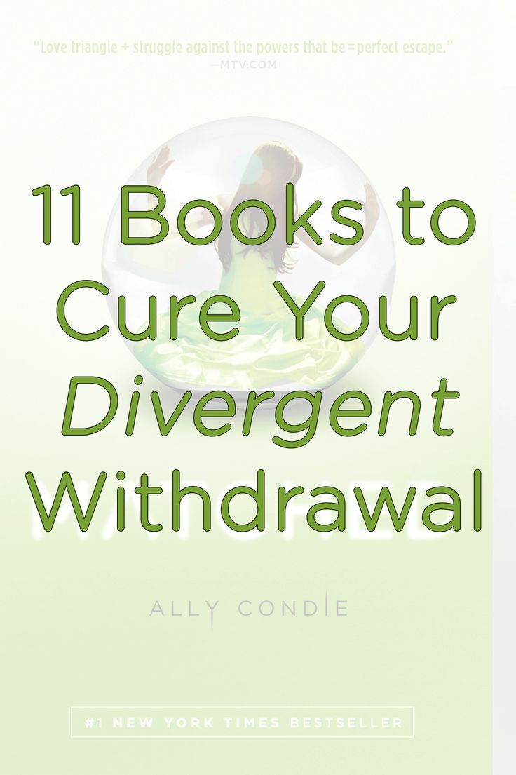 Already read the Divergent trilogy and looking to quench your thirst for high-stakes, high-concept YA adventure series? Don't worry, we've got your back.