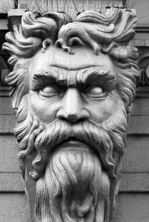 classical male sculpture face - Google Search
