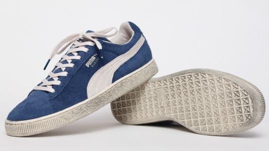 Puma Suede Vintage - Blue