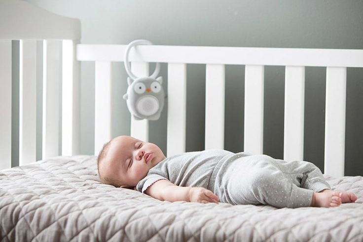 Does white noise for babies have consequences?
