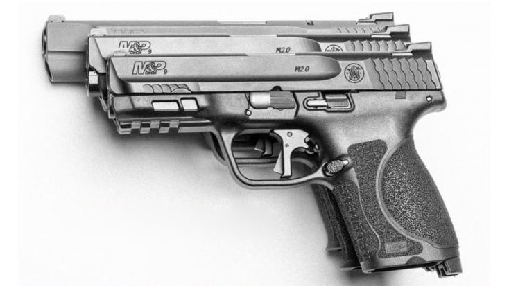 Apex Tactical Specialties Inc. on Nov. 20, 2017, released a flat-faced forward set trigger kit for Smith & Wesson M&P M2.0 models. (Courtesy image)