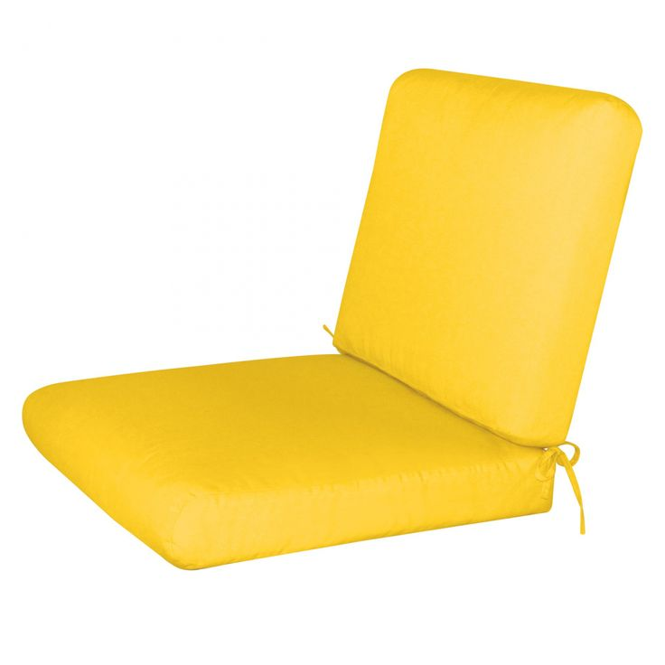 20 Yellow Outdoor Chair Cushions - Popular Interior Paint Colors Check more at http://www.mtbasics.com/yellow-outdoor-chair-cushions/