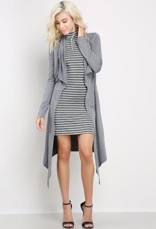 Unbalance Cardigan | Shop New Arrivals at Papaya Clothing