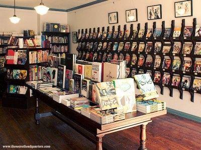 10 best comic book shops