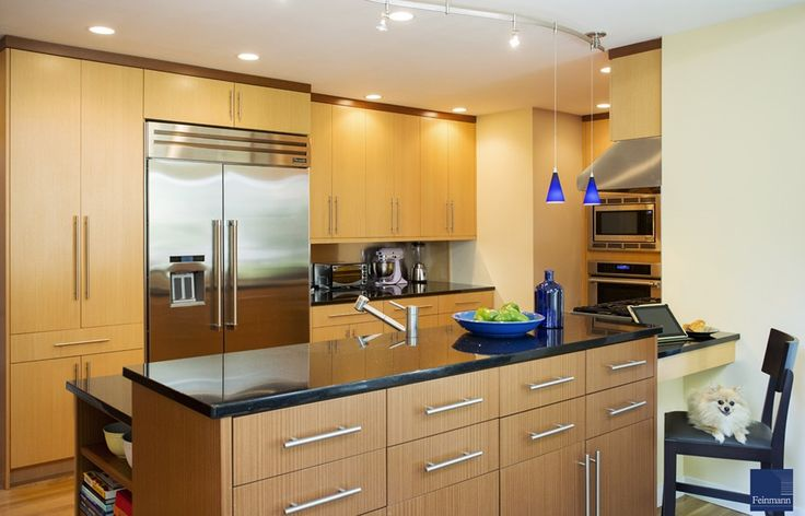 A view of our newton kitchen renovation with the appliance