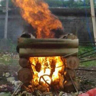 Pembakaran jenazah we rampin
