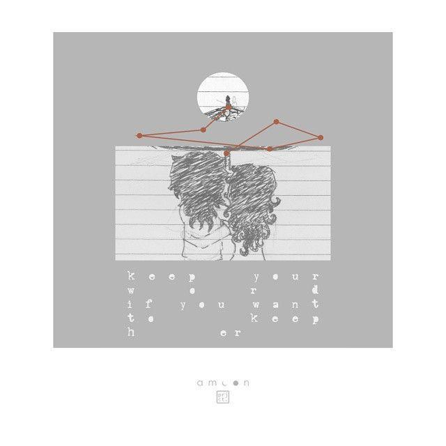 moon`72 _ gelap dan malam  #wip #visualart #amoon #project #poster #design #graphic #dkv #moon #umbrella #tasik