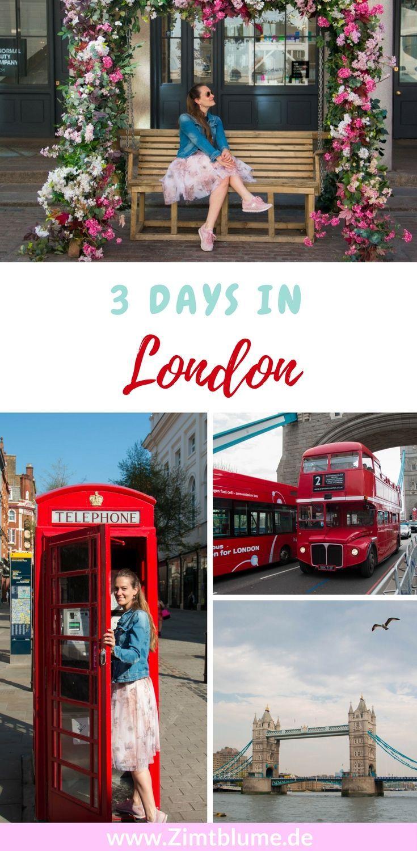 Kurztrip nach London: Meine Highlights und Tipps