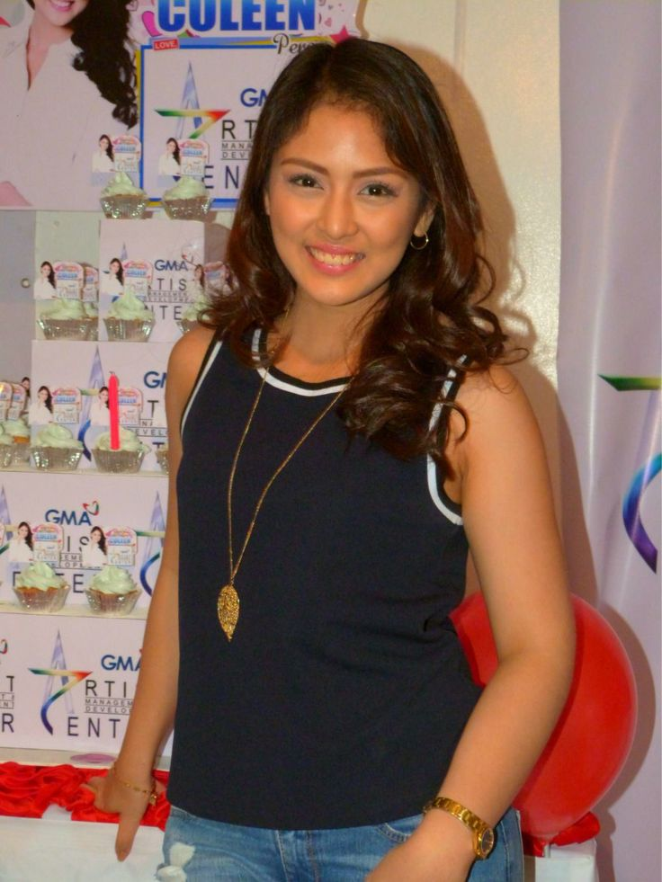 Coleen Perez | Following The Footsteps of Marian Rivera and Carla Abellana