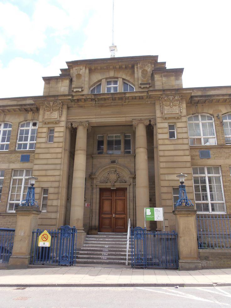 Lister building bradford - Bradford School of Arts and Media