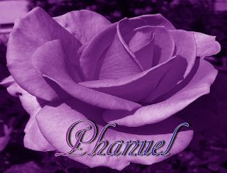Speak His Word Only: Phanuel: She is found in the  New Testament Luke chapter 2