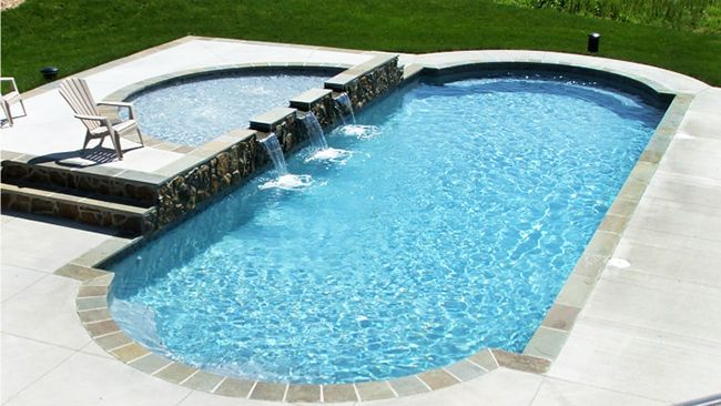 1000 Images About Pools And Spas On Pinterest