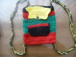 crochet backpack $18.00