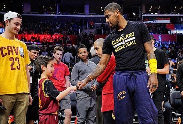 NBA Rumors: Kyrie Irving Denies Leaving Cleveland - Lebron James Feud Is Normal? - http://www.morningledger.com/nba-rumors-kyrie-irving-denies-leaving-cleveland-lebron-james-feud-is-normal/1362313/