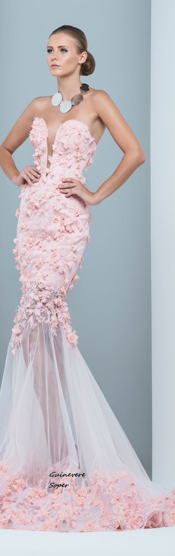 70 best Marwan & Khaled Couture images on Pinterest | Wedding frocks ...