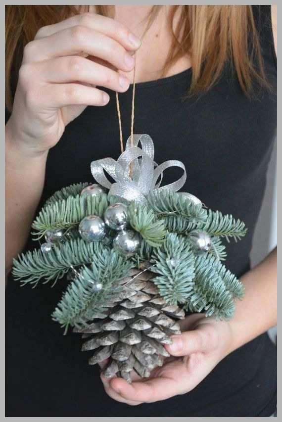 Elegant Handmade Christmas Ornaments.Image Result For Elegant Pine Cone Christmas Crafts