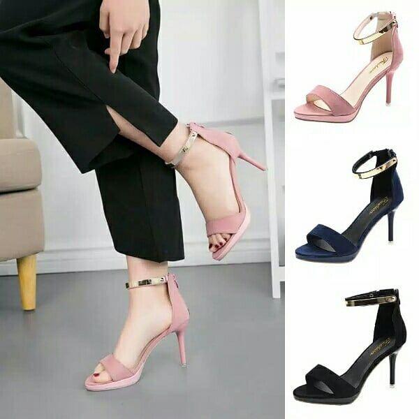 Sepatu Wanita Rp 140 000 Ukuran 36 Sampai 40 Dikirim Dari Cina