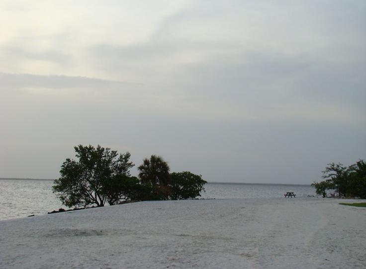 Not a soul in sight! Ponce de Leon Park, Punta Gorda, FL (07.31.12)