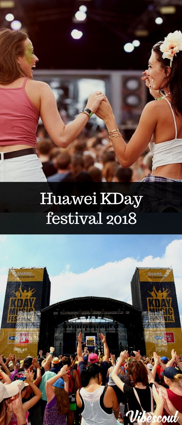 3 March 2018. Kfm 94.5 and Huawei bring you a feel great music festival you just can't miss.  #capetown #festivalcapetown #huaweikday #vibescout
