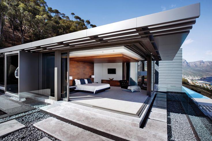 Bedroom design of Nettleton 198 by ARRCC. Architecture by SAOTA. inspiration, goals, ideas, design, furniture, decor